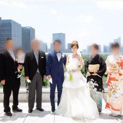 ロケフォト〜挙式の写真 79枚目