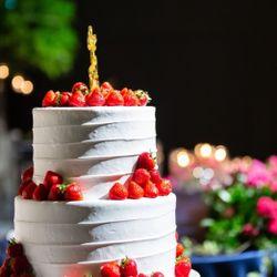 ブーケ、装花、ケーキの写真 5枚目