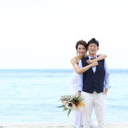 結婚式後撮りの写真 7枚目