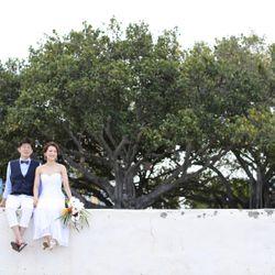 結婚式後撮りの写真 9枚目