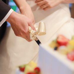 乾杯〜ケーキ入刀〜お色直し〜退場の写真 3枚目