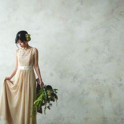 前撮り洋装の写真 7枚目
