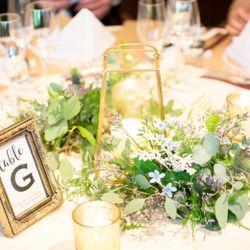 テーブルコーデ・装花の写真 2枚目