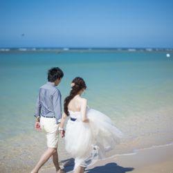ハワイ前撮りの写真 28枚目