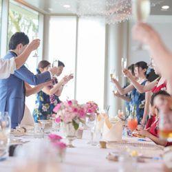 【ハワイ挙式】パーティーの写真 22枚目