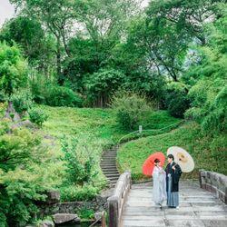 京都和装後撮りの写真 1枚目