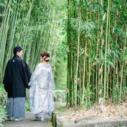 京都和装後撮りの写真 4枚目