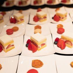 国内披露宴_装飾料理の写真 7枚目