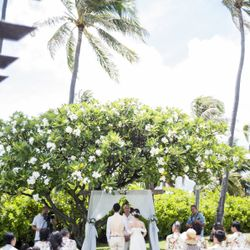 ハワイ挙式_挙式の写真 12枚目