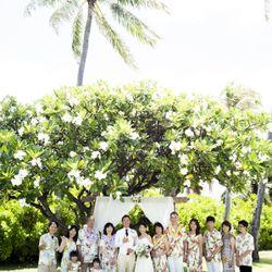 ハワイ挙式_挙式の写真 33枚目