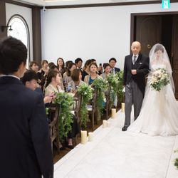挙式 Instyle wedding kyoto (HENRY HALL)の写真 9枚目