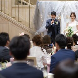 披露宴 Instyle wedding kyoto (HENRY HALL)の写真 6枚目