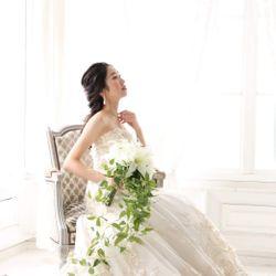素敵なドレスショップ、フローリスト、ヘアメイク様と。の写真 3枚目