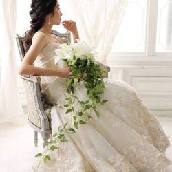 素敵なドレスショップ、フローリスト、ヘアメイク様と。の写真 4枚目
