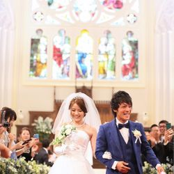 アートグレイス ウエディングシャトーでの結婚式