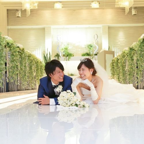 m1118.weddingさんのアルカンシエル横浜 luxe mariage写真2枚目