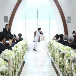 神戸メリケンパークオリエンタルホテルでの結婚式