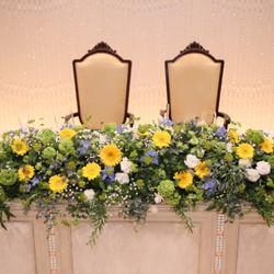 会場装飾・装花の写真 1枚目