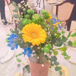 会場装飾・装花の写真 6枚目