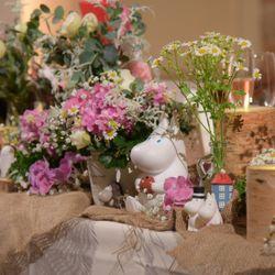 装花、会場装飾の写真 1枚目