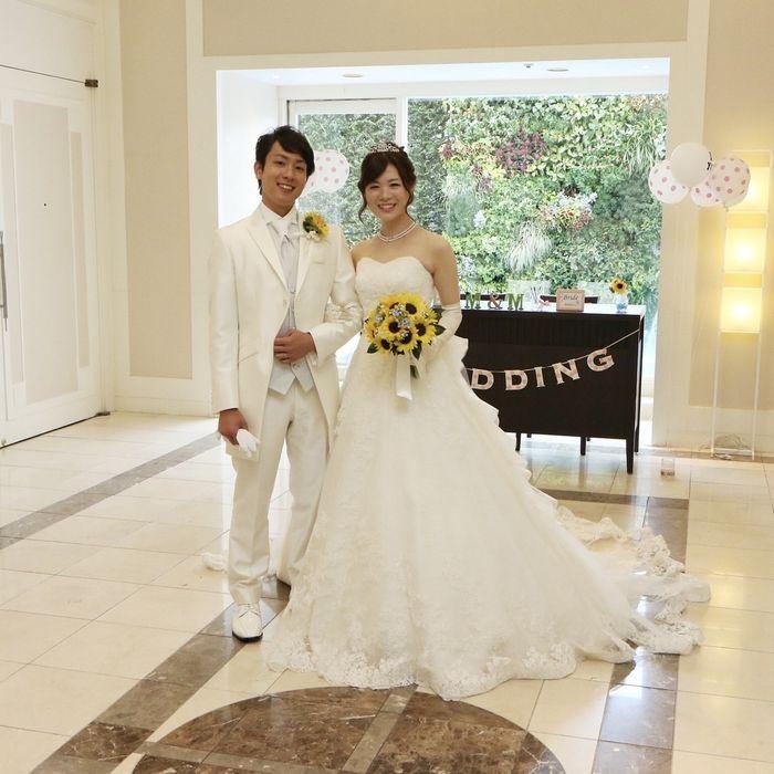 mgonweddingさんの新横浜グレイスホテル/ロゼアン シャルム写真1枚目
