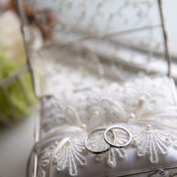 花束&指輪の写真 2枚目