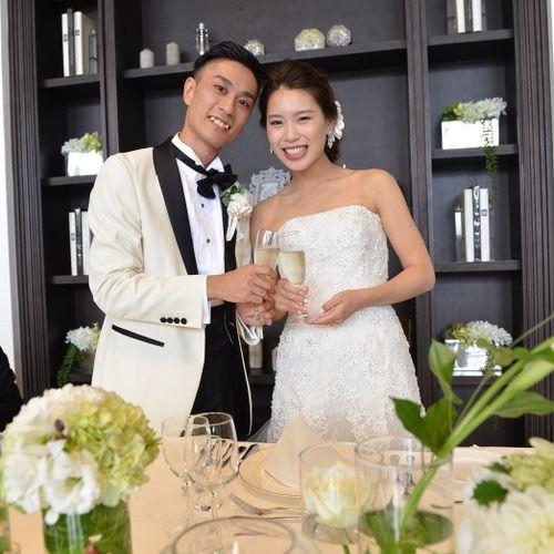 fuji.weddingさんのコットンハーバークラブ 横浜写真2枚目