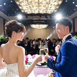 マンダリン オリエンタル 東京での結婚式