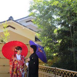 前撮り 華雅苑  沼袋氷川神社の写真 1枚目