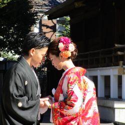 前撮り 華雅苑  沼袋氷川神社の写真 3枚目