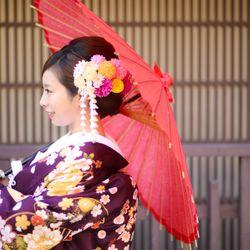 和装後撮り 祇園の写真 2枚目
