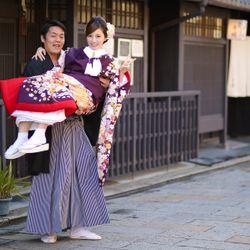 和装後撮り 祇園の写真 8枚目
