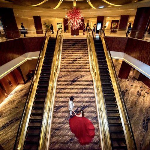 ana_wedding0210さんのANAインターコンチネンタルホテル東京写真5枚目