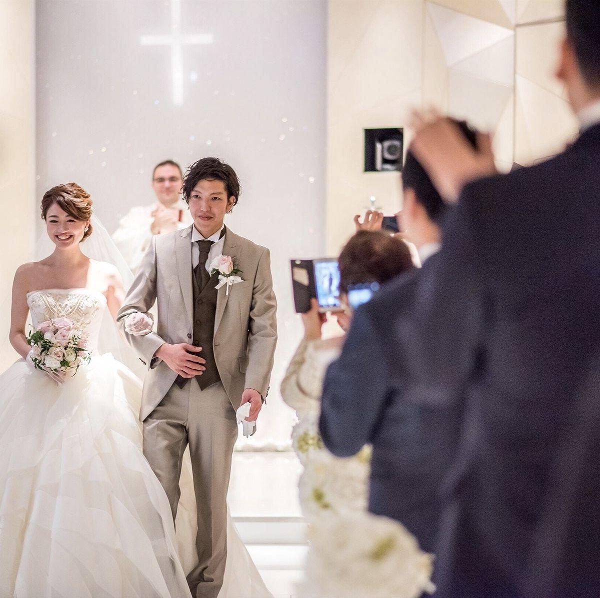 ana_wedding0210さんのANAインターコンチネンタルホテル東京写真1枚目