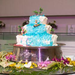 ウエディングケーキの写真 5枚目