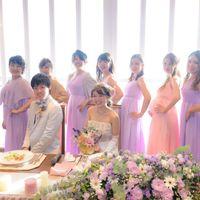kazuchibi_weddingさんのオリゾンブルー(HORIZON BLEU)カバー写真 3枚目
