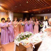 kazuchibi_weddingさんのオリゾンブルー(HORIZON BLEU)カバー写真 1枚目