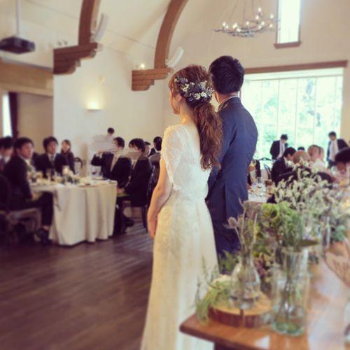 ay.___weddingさんのラ・クラリエール写真3枚目