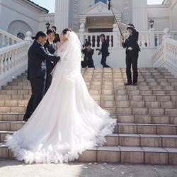 挙式、大階段、お色直しまでの写真 124枚目