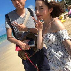 新婚旅行 Hawaiiの写真 1枚目