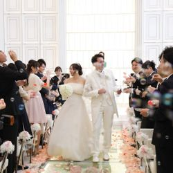 ラグナヴェール TOKYOでの結婚式