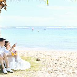 ハワイビーチフォトの写真 1枚目