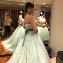ドレス試着の写真 10枚目