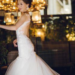 ウェディングドレスの写真 16枚目