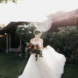 ウェディングドレスの写真 19枚目