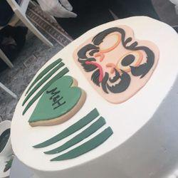 ウェディングケーキの写真 7枚目