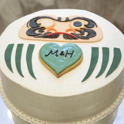 ウェディングケーキの写真 8枚目
