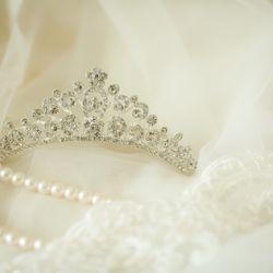 結婚式アクセサリー ドレスの写真 4枚目