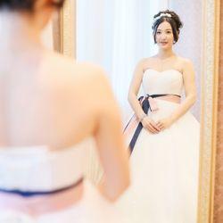 ウェディングドレス*銀座の写真 3枚目