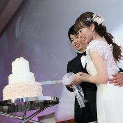 ケーキ入刀の写真 3枚目